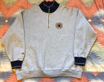 Vintage Tommy Hilfiger Athletics Gear Crest Jacket