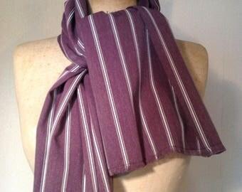 Cheich, écharpe, étole, foulard en coton