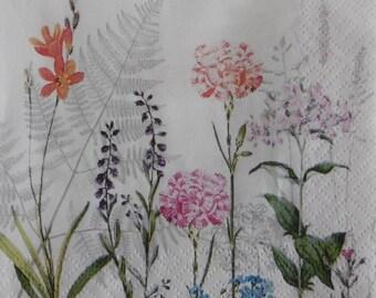 Spring blossom 2 napkins (301)