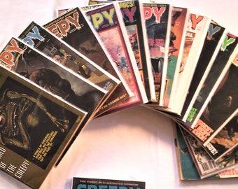 Original 1960's Creepy Magazines