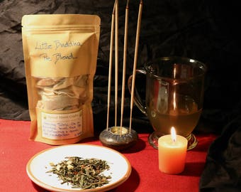 Little Buddha Herbal Green Tea
