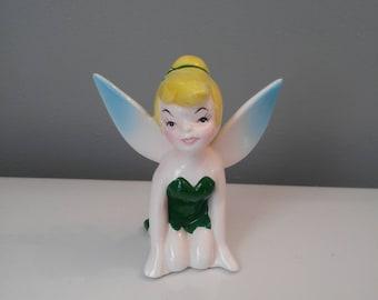 Disney's Tinkerbell Ceramic Figurine
