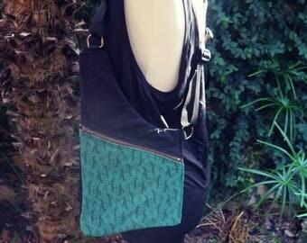 Pistoleras/ fairy clothing / psy trance / blonde/ holster bag