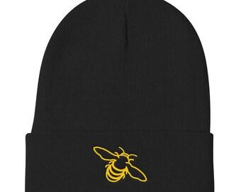 Bee Knit Beanie
