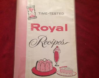 Royal Recipes - Time Tested Vintage Cookery Book
