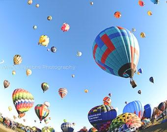International Balloon Fiesta 2017 - Print 2