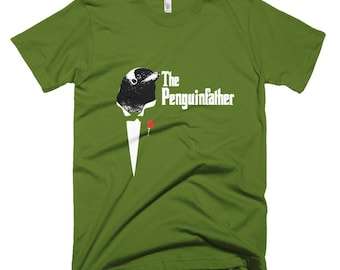 Penguinfather Short-Sleeve T-Shirt