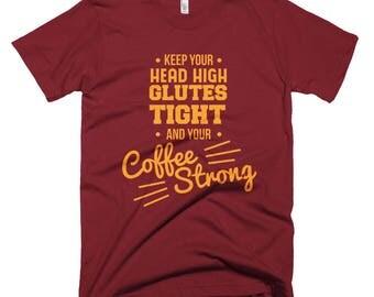 Keep Your Head High Short-Sleeve T-Shirt