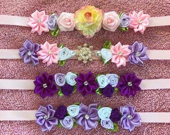 Waltz of the Flower Bun Wrap