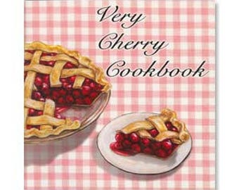 Very Cherry Cookbook