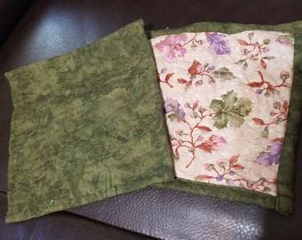 Hand Quilted Pot Holder Sets