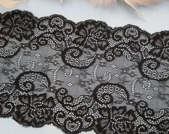 "2.5 m • 6 ""(150mm) for lingerie stretch lace"