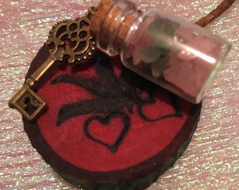 Valentines day-Talisman/Good Luck Charm