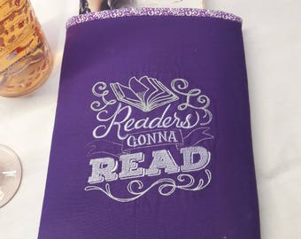 Padded Book Sleeve