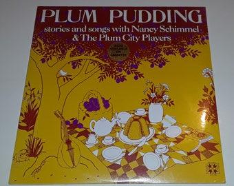 Plum Pudding, Nancy Schimmel (1982) New Sealed