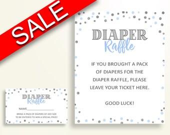Diaper Raffle Baby Shower Diaper Raffle Blue And Silver Baby Shower Diaper Raffle Blue Silver Baby Shower Blue And Silver Diaper OV5UG