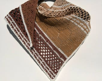 Hotel of Bees Triangle Scarf
