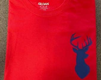 Deer Antler shirts