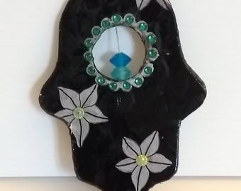 Black Hamsa decoration