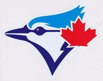 Toronto Blue Jays permanent vinyl decal