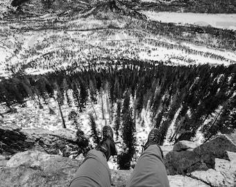 Gorgeous view of Deer Mountain Wall Art