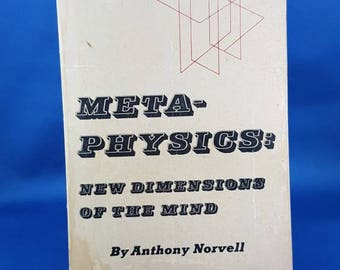 Meta-physics by Anthony Norvell paperback