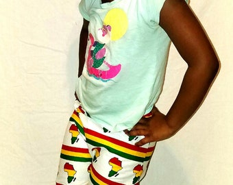 kente pants/toddler pants/unisex pants/Ankara pants/infant pants/