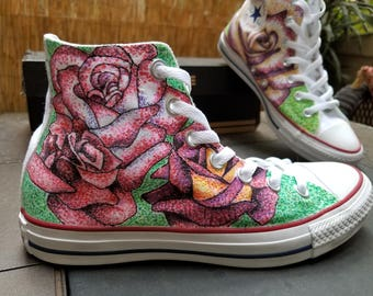 Rose Converse