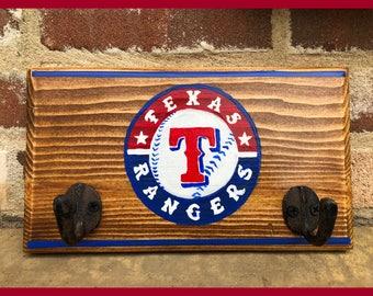 Texas Rangers Key Rack