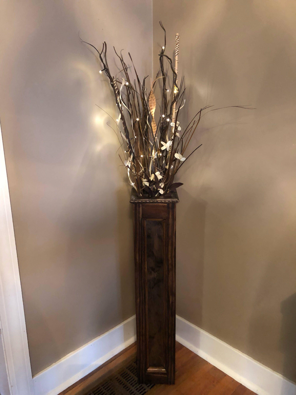 Tall wooden floor vase reviewsmspy