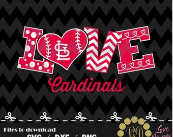 San Louis Cardinals svg,png,dxf,cricut,silhouette,jersey,shirt,proud,birthday,invitation,sports,cut,girl,love,softball,2018,decal,bulldogs