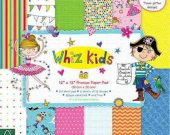 24 Papers Whiz Kids