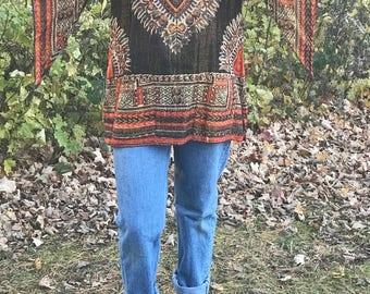 Vintage Dashiki tunic
