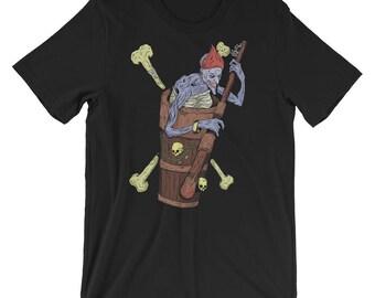 Baba Yaga, Fairy tale Villain T-Shirt