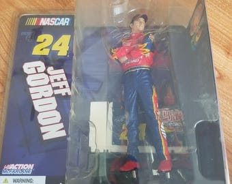 Jeff Gordon Figure