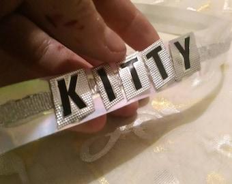 Kitten choker/collar