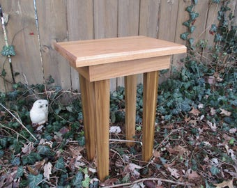 side table, plant stand, end table, night stand, lamp stand