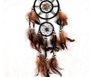 Retro Dream Catcher ,Wall Hanging Ornament Wicker Craft Christmas Gifts