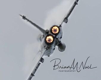 Thrust Jet aircraft Photograph Rafale Fighter
