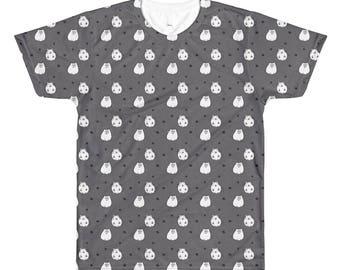 Cat Grey T-Shirt