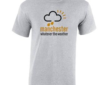 Heather Grey T-Shirt (Weather)