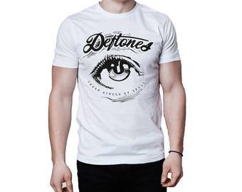 Deftones Eye Logo T-Shirt