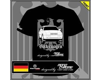 T-shirt Volkswagen Corrado VR6