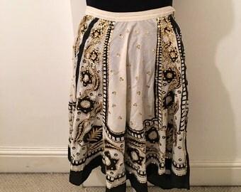 DAY BIRGER et MIKKELSON sequin skirt (danish designer)