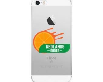 Orange Burst - iPhone Case
