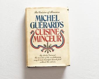 Etsy your place to buy and sell all things handmade - Michel guerard cuisine minceur ...