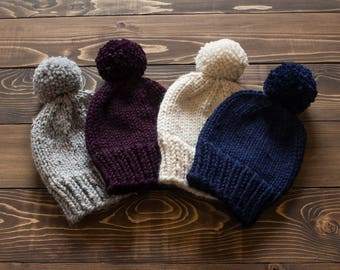 The ORWELL Knit Hat