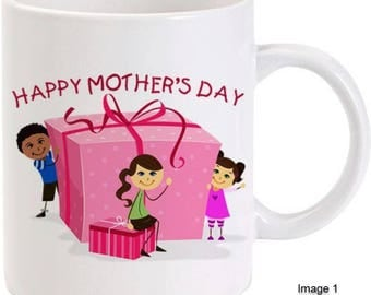 Custom Design - Father Day, Mother Day Mugs