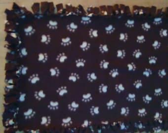 Handmade pet blanket