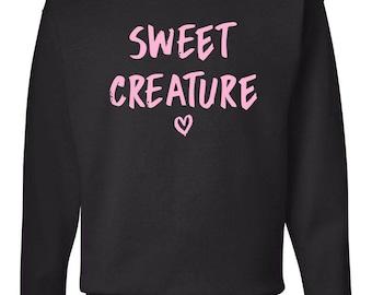 "Harry Styles ""Sweet Creature Heart"" Sweatshirt"